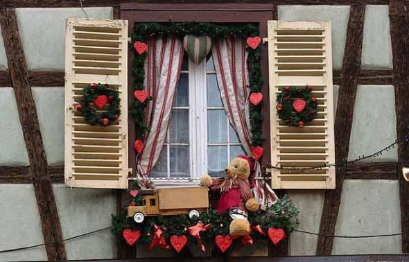 Enfeites de janela para o Natal 002