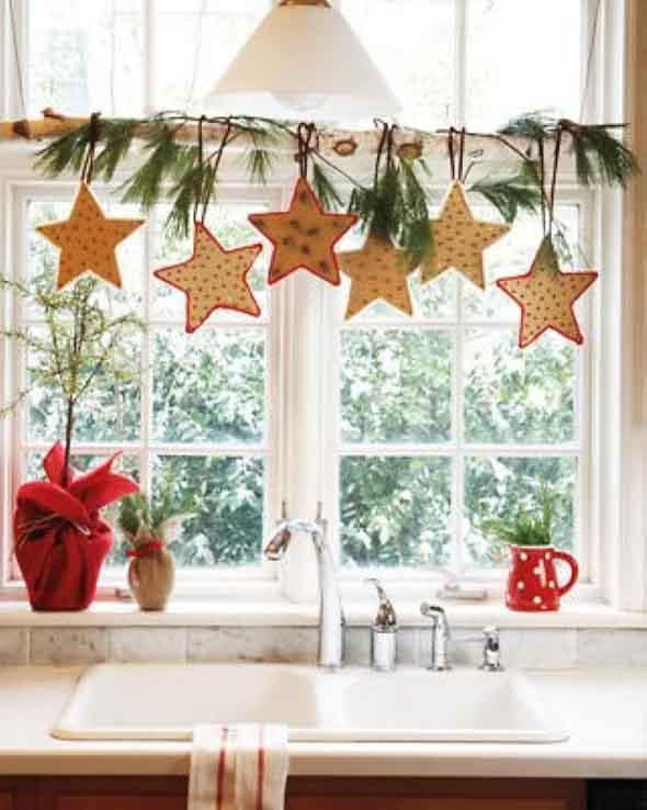 Enfeites de janela para o Natal 012