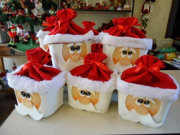 Papai Noel artesanal 004