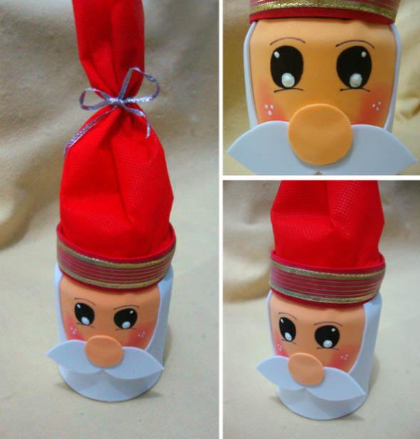 Papai Noel artesanal 009