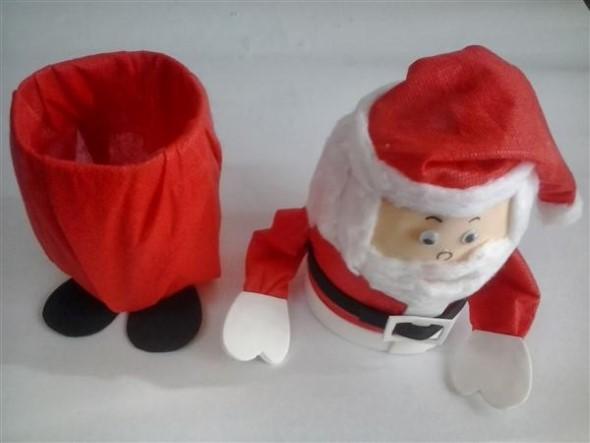 Papai Noel artesanal 011