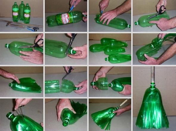 15 dicas criativas de artesanato com garrafas pet 010