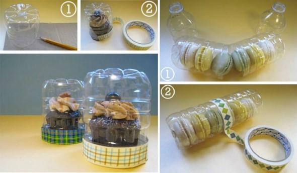 15 dicas criativas de artesanato com garrafas pet 013