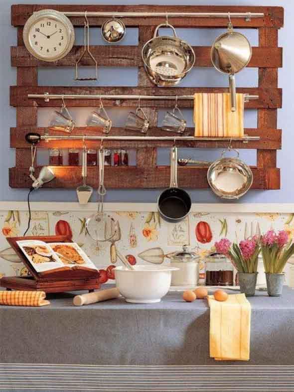 Artesanato para cozinhas 001