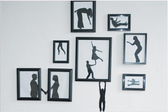 Como fazer quadros artesanais criativos 010