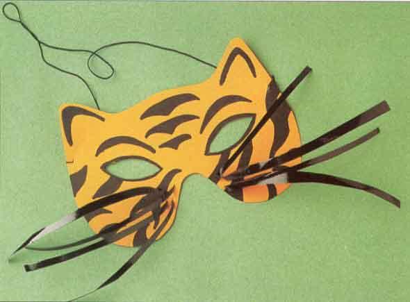 Como fazer mascara de carnaval 009
