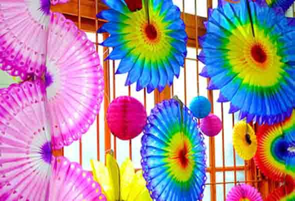 Enfeites artesanais para o Carnaval 004