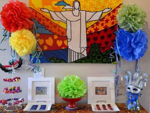 Enfeites artesanais para o Carnaval 013