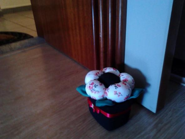 Reciclando potes plásticos 012