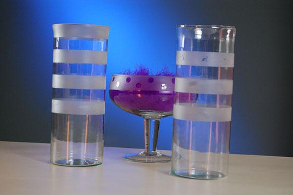 Aprenda a fosquear vidros 001