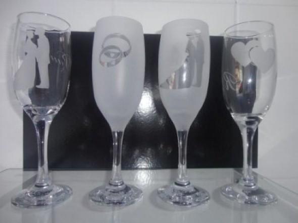 Aprenda a fosquear vidros 004