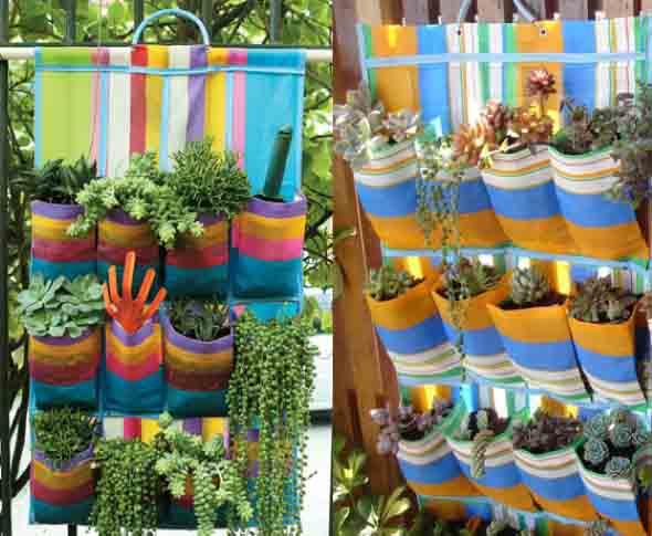 Jardim vertical artesanal 006