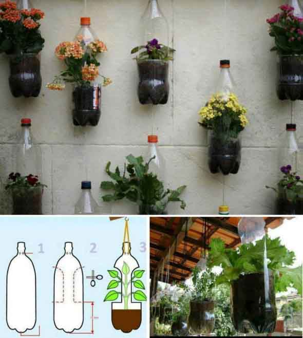 Diferentes tipos de vasos artesanais 013