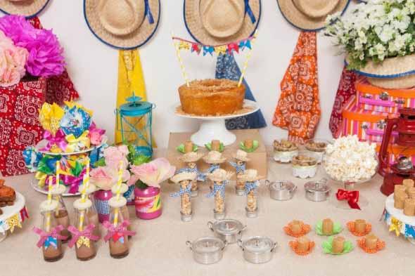 Enfeites artesanais para Festa Junina 005