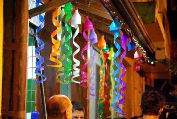 Enfeites artesanais para Festa Junina 010