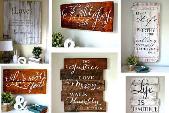 Modelos de quadros artesanais para fazer em casa 013