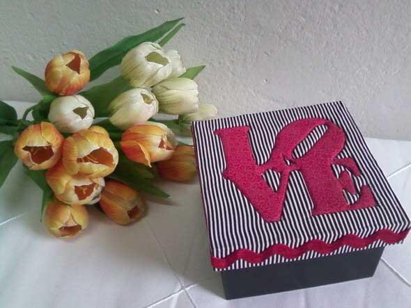 Presente artesanal para o Dia dos Namorados 009