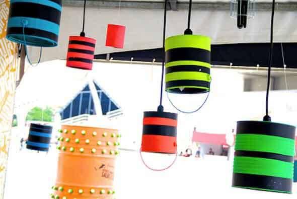 Reciclagem com arte 001