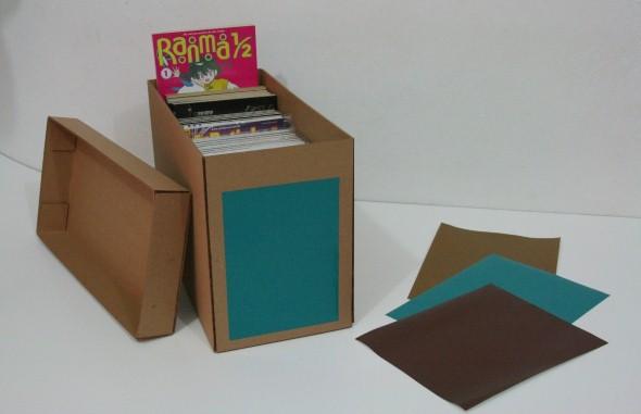 Como fazer uma caixa organizadora 008