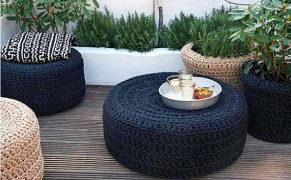 Reciclando pneus usados 007