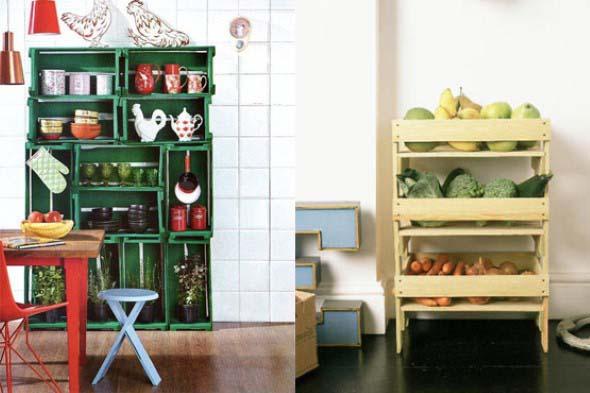 Aprenda a fazer móveis com caixote de feira 002