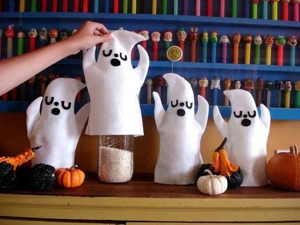 Artesanato de Halloween 001
