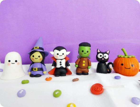 Artesanato de Halloween 008