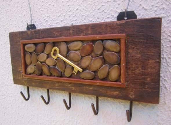Como fazer um porta-chaves artesanal 004