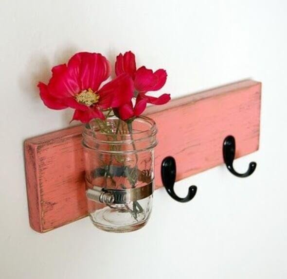 Como fazer um porta-chaves artesanal 010