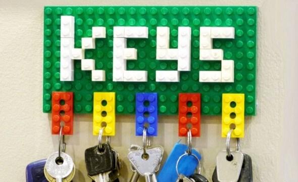 Como fazer um porta-chaves artesanal 015