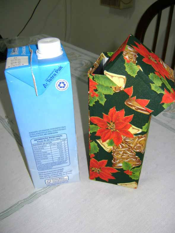Reciclagem de caixas longa vida 002
