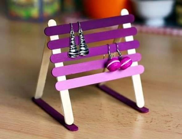 Ideias criativas com palitos de picolé 011
