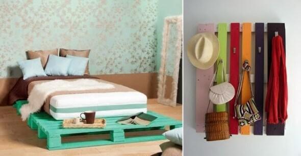 Ideias de artesanato para quarto de solteiros 002