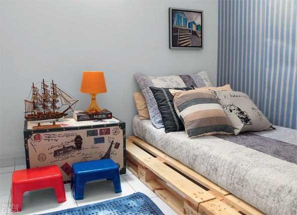 Ideias de artesanato para quarto de solteiros 010