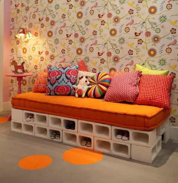 Ideias de artesanato para quarto de solteiros 012