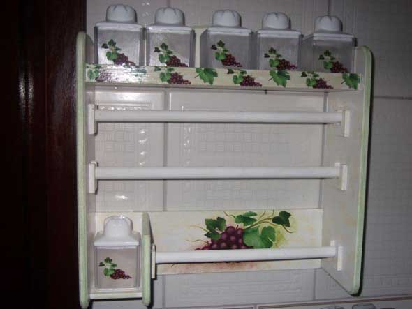 Porta temperos artesanal 002