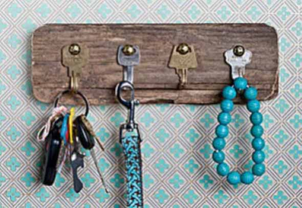 Artesanato com chaves 001