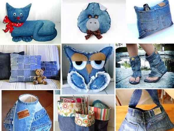 Como reaproveitar aquele jeans usado 003