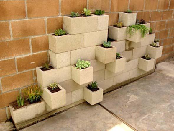 Ideias artesanais com blocos de construção 006