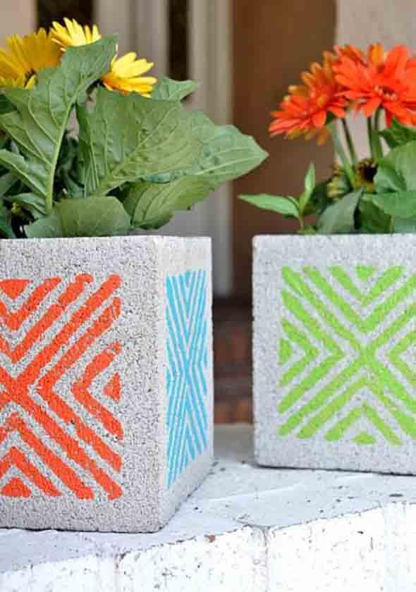 Ideias artesanais com blocos de construção 013