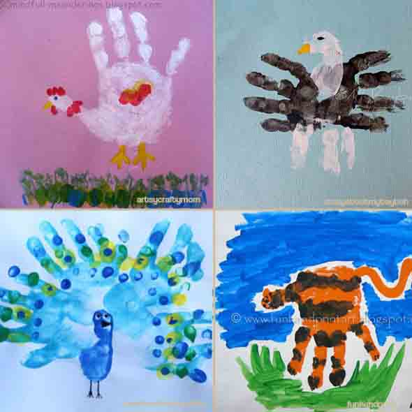 atividades artísticas para crianças 004