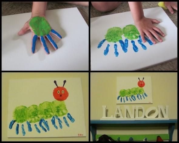 atividades artísticas para crianças 005