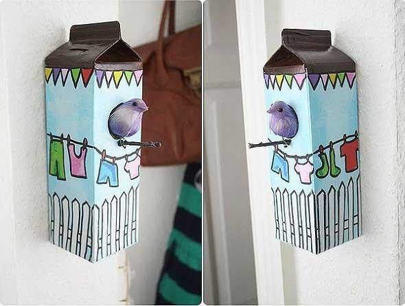 Caixa de leite – recicle 006