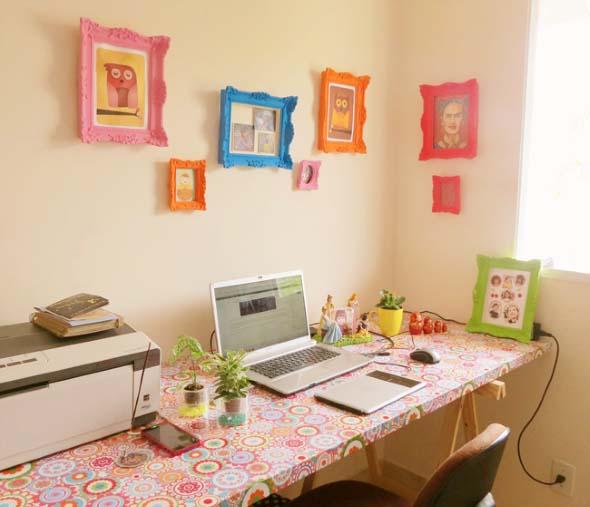 Dicas de artesanato para Home Office 001