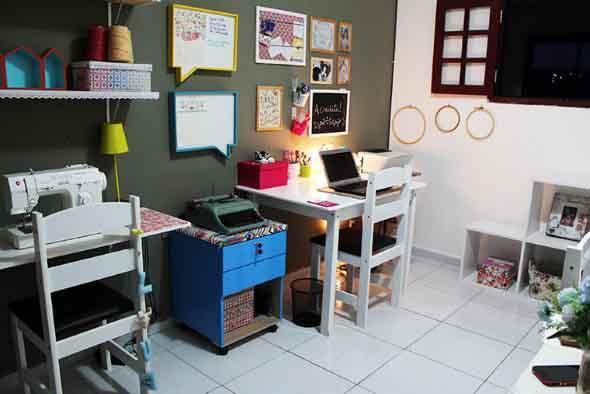 Dicas de artesanato para Home Office 007