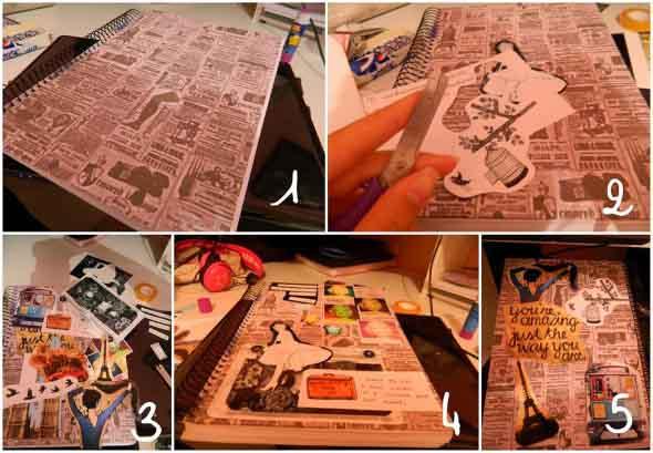Papel contact – Dicas de uso no artesanato 004
