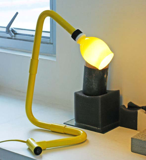 Luminária de PVC 006