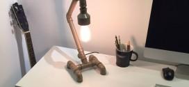 DIY: Luminária de PVC – Veja como fazer