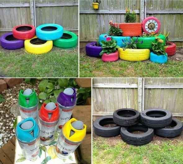 15 Ideias de artesanato com recicláveis do dia a dia 001