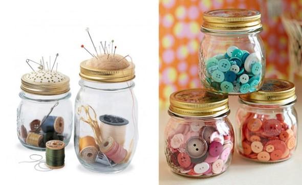15 Ideias de artesanato com recicláveis do dia a dia 005